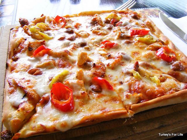 Cadde Cafe Square Pizza, Fethiye