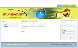 Download MikroTik Template