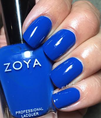 Zoya Focus: Sia