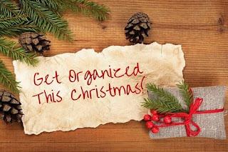 christmas ornament organizer