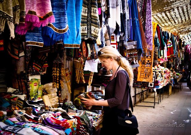 Markt von San Pedro