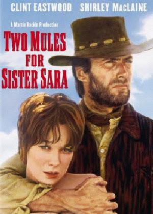Hai Vùng Chiến - Two Mules For Sister Sara (1970) Vietsub