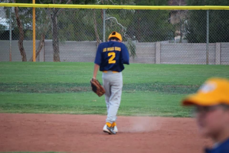 My favorite baseball player