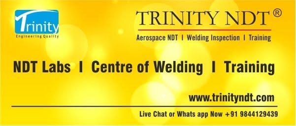 NDT Welding Training Institute Course Cameroon Nigeria Delhi Cochin Chennai Hyderabad Mumbai Kolkata