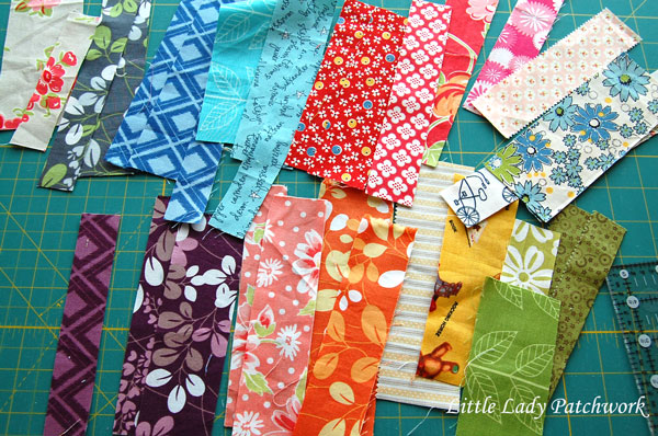 Little Lady Patchwork Bloggers Block Of The Month Stacks Stacks
