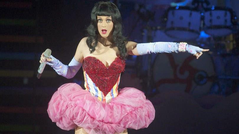 Katy Perry é a 9° celebridade mais famosa do mundo em 2014