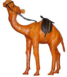 Camello cuero Jerusalém 10 ctms.