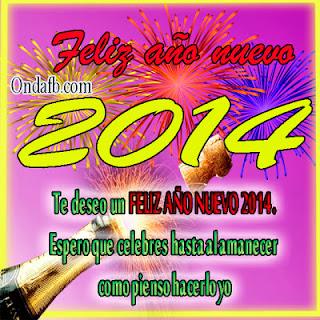 Frases De Feliz Año Nuevo: Te Deseo Un