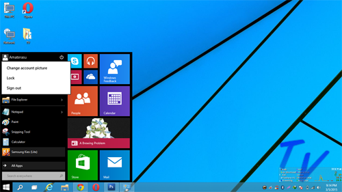 Cara Mengganati Account Picture Windows 10