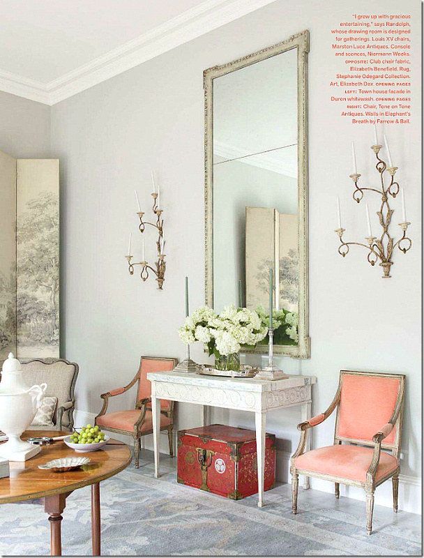 chinoiserie chic the perfect chinoiserie gray. Black Bedroom Furniture Sets. Home Design Ideas
