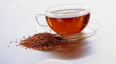 Rooibos tea for your liver and your heart