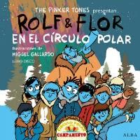 llibre-CD infantil Rolf & Flor en el Círculo Polar The Pinker Tones