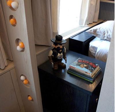 decoracion dormitorio niños