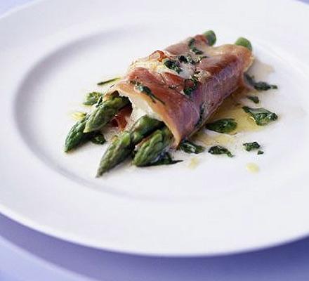 asparagus prosciutto recipe