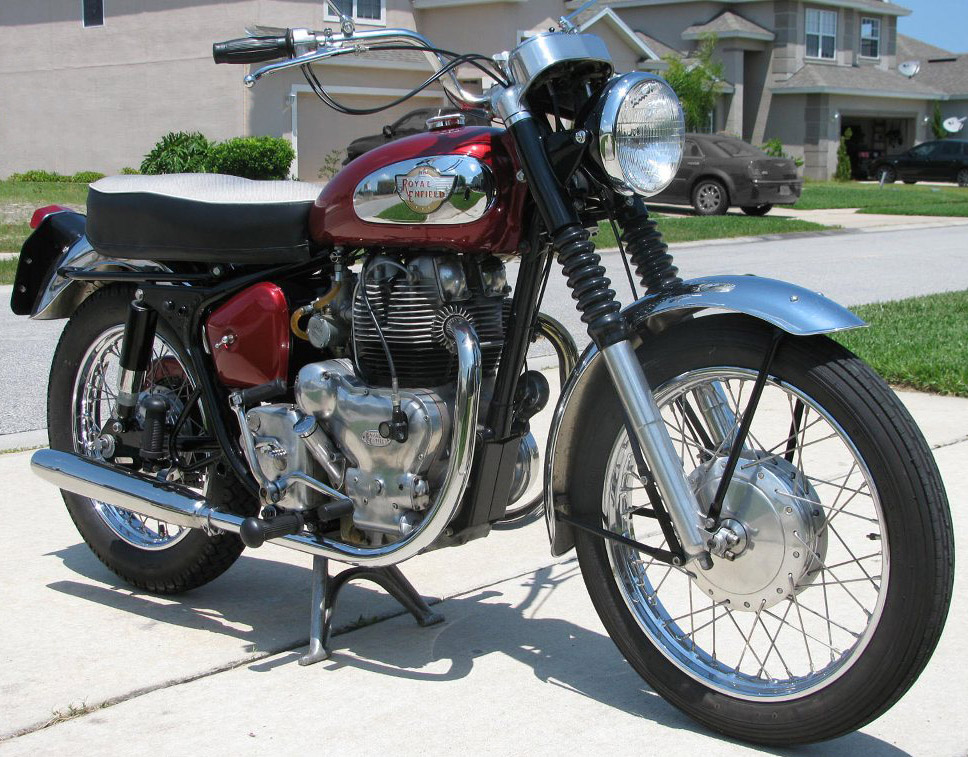 royal enfield interceptor was his 35. Black Bedroom Furniture Sets. Home Design Ideas