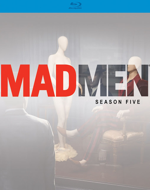 Mad Men Season 5 Blu-Ray