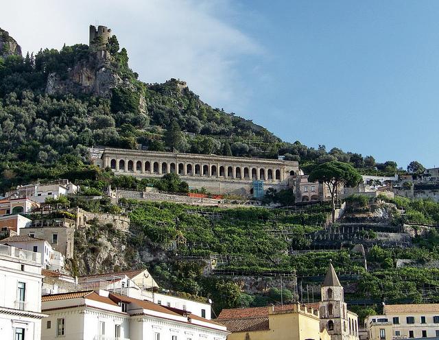 Loveisspeed grand hotel convento di amalfi for Convento di amalfi