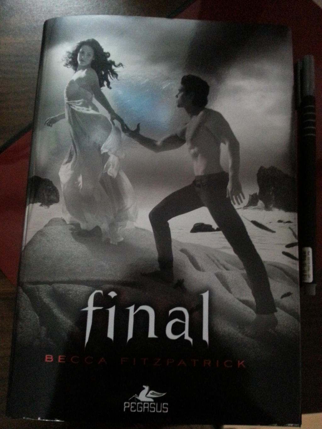 finale by becca fitzpatrick summary and Read pdf finale absolutely for free at readanybookcom.