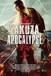 Yakuza Apocalypse � Legendado