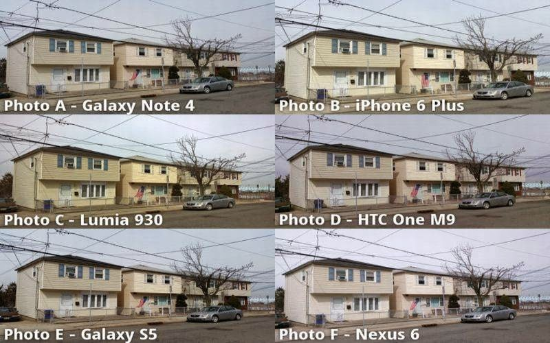 Hasil Jepretan Nokia 930 Kalahkan iPhone 6 & Samsung Galaxy Note 4