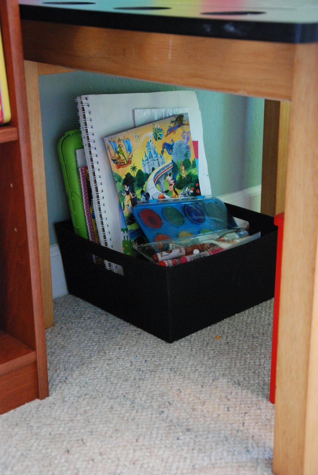 mab test playroom makeover reveal