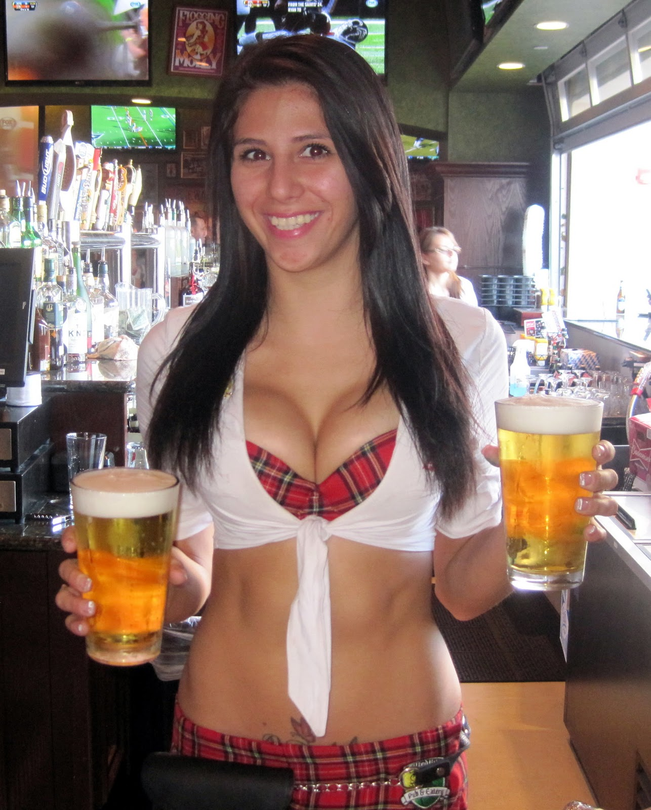 Beneath the Tilted Kilt
