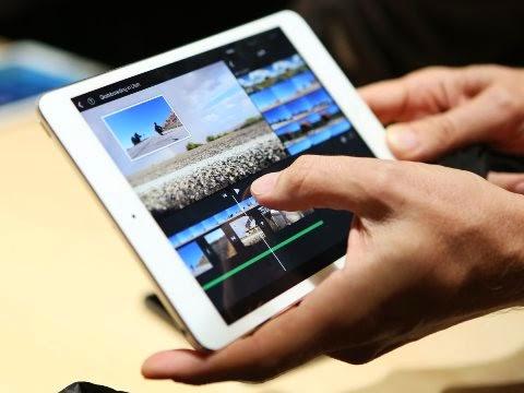 Το iPad Mini 4 κατά πάσα πιθανότητα θα βγει το επόμενο φθινόπωρο. Θα πρέπει να έχει ένα πιο γρήγορο επεξεργαστή και μια καλύτερη φωτογραφική μηχανή.