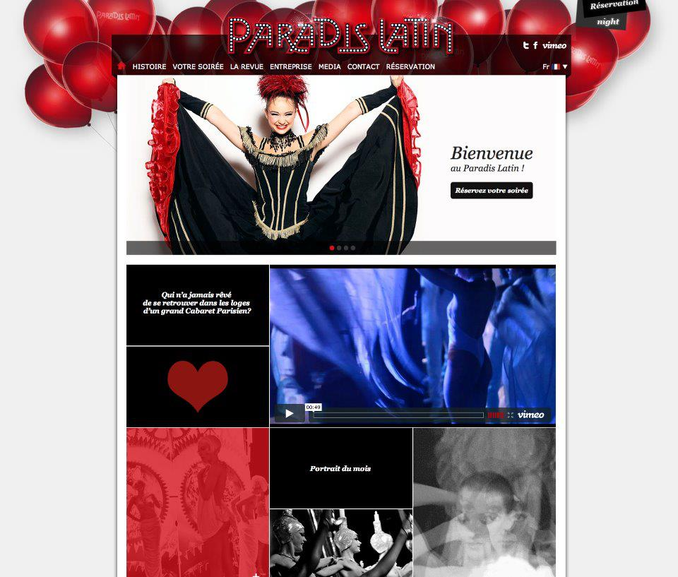 paradis latin dating site Find your latin beauty at the largest latin dating site chat with over 3 million members join free today.