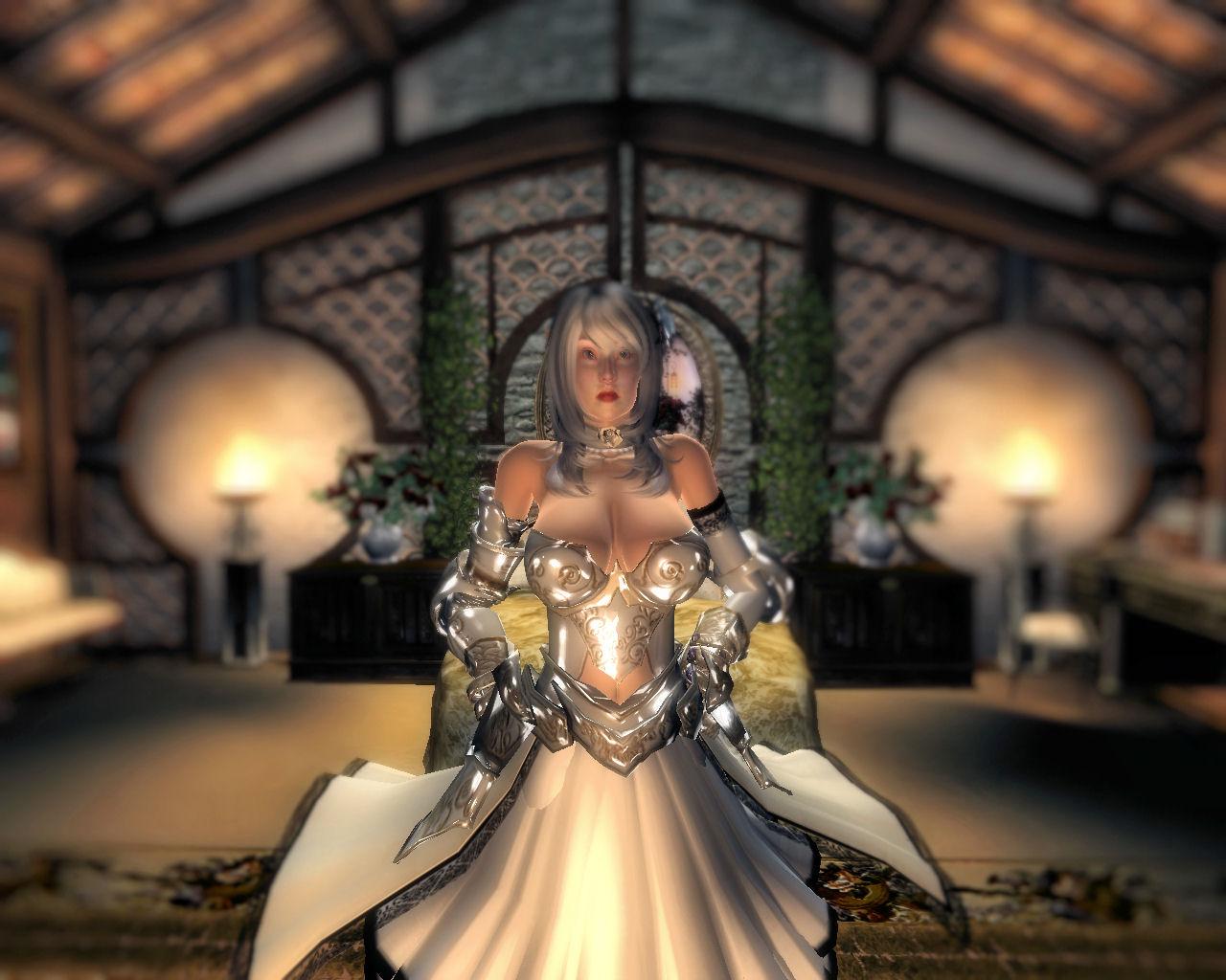 Gretchen In Oblivion: Dancing Shadow Rose