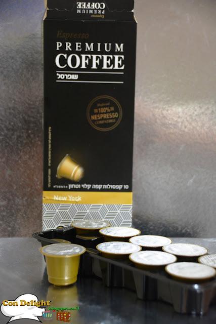 premium coffee capsules