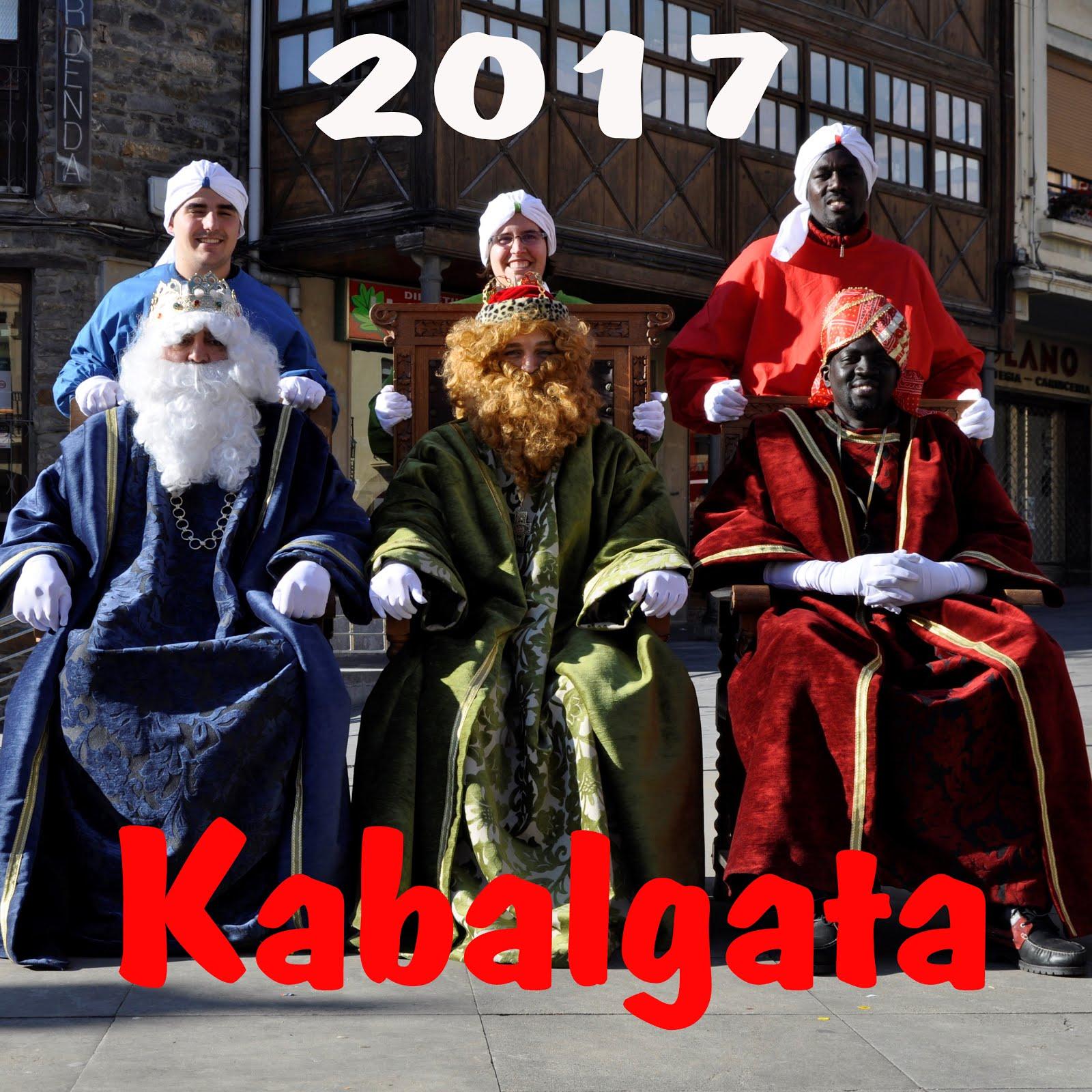 Kabalgata 2017