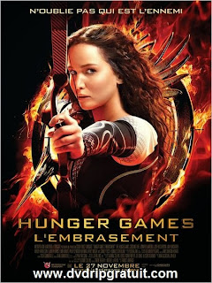 Hunger Games - L'embrasement DVDRip French DDL Streaming Torrent