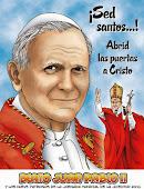 Comic sobre Juan Pablo II