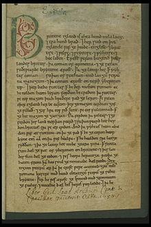 Anglo Saxon Inggris Kuno