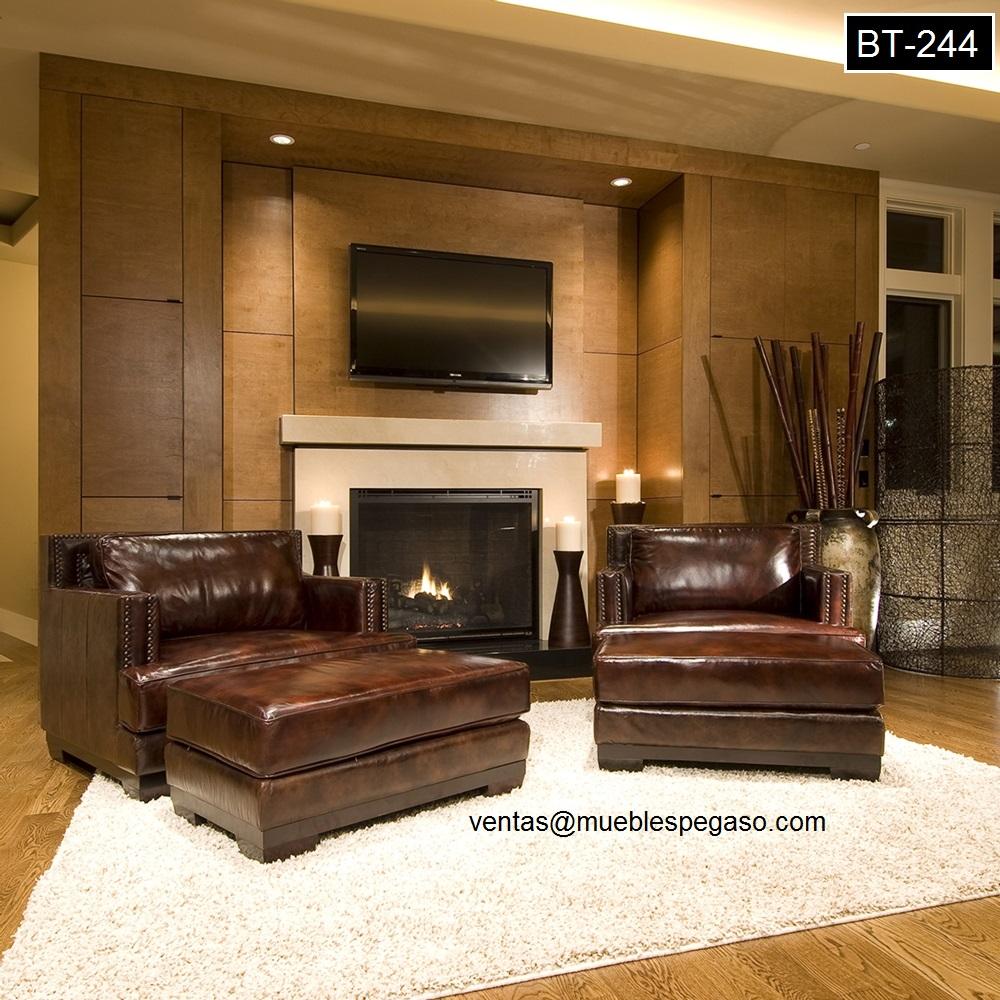 Muebles pegaso salas elegantes - Butacas y sillones ...