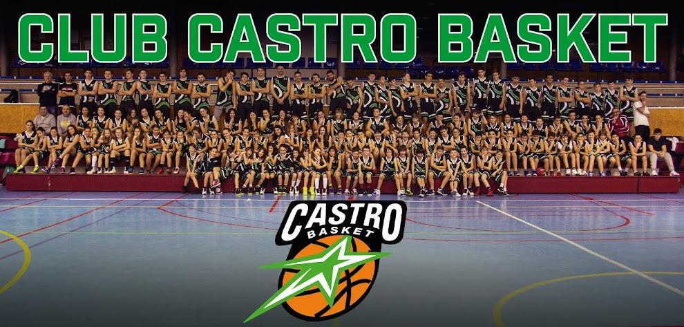 BALONCESTO CASTRO BASKET SOMOS EQUIPO. Blog de equipos , actividades y campus en Castro Urdiales