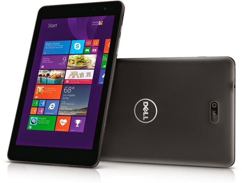 Dell Venue 8 Pro 3845 Tablet drivers for Windows 8.1 32-bit