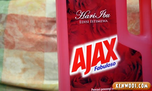 mother day ajax fabuloso