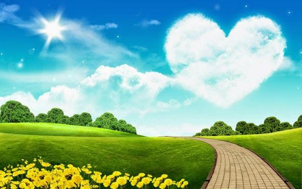 възнамерете любовта и изцелението