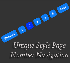 Unique+Style+Page+Number+Navigation