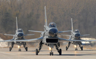 Chinese J10 Fighter Jet Picuure