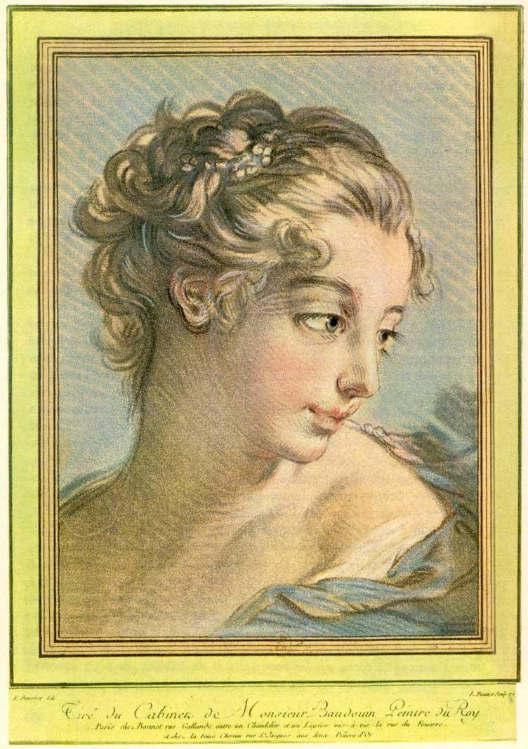 marquise pompadour marin bonnet