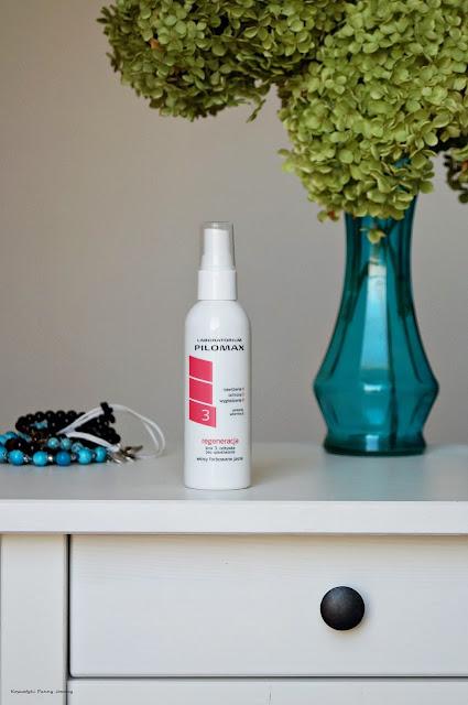 Pilomax, Regeneracja Odżywka bez spłukiwania do włosów ciemnych, czy aby tylko do włosów ciemnych?