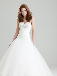 2013 Allure Romance Wedding Dresses