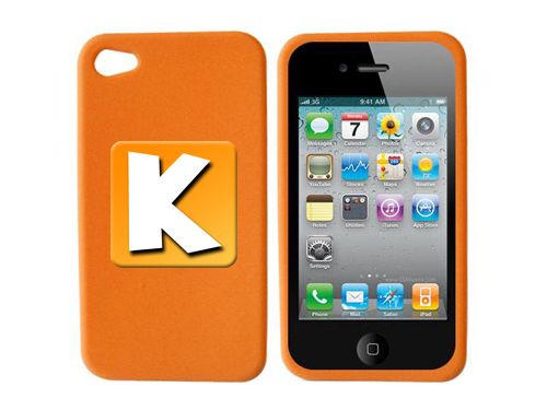 iphone orange case