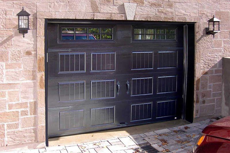 Portes Fen Tres Solariums V Randas Et Puits De Lumi Re Choisir Sa Porte De Garage Bois