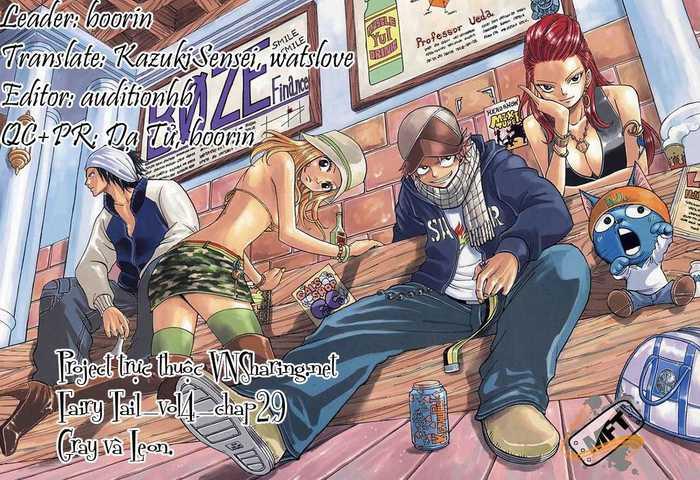 TruyenHay.Com - Ảnh 21 - Fairy Tail Chap 29