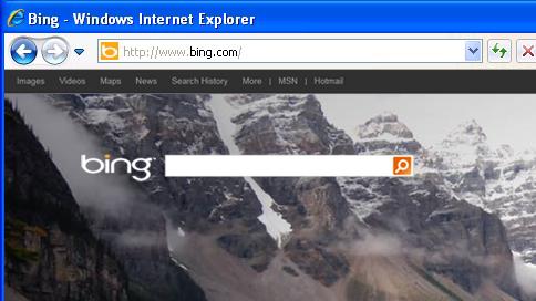 Windows XP وInternet Explorer 8