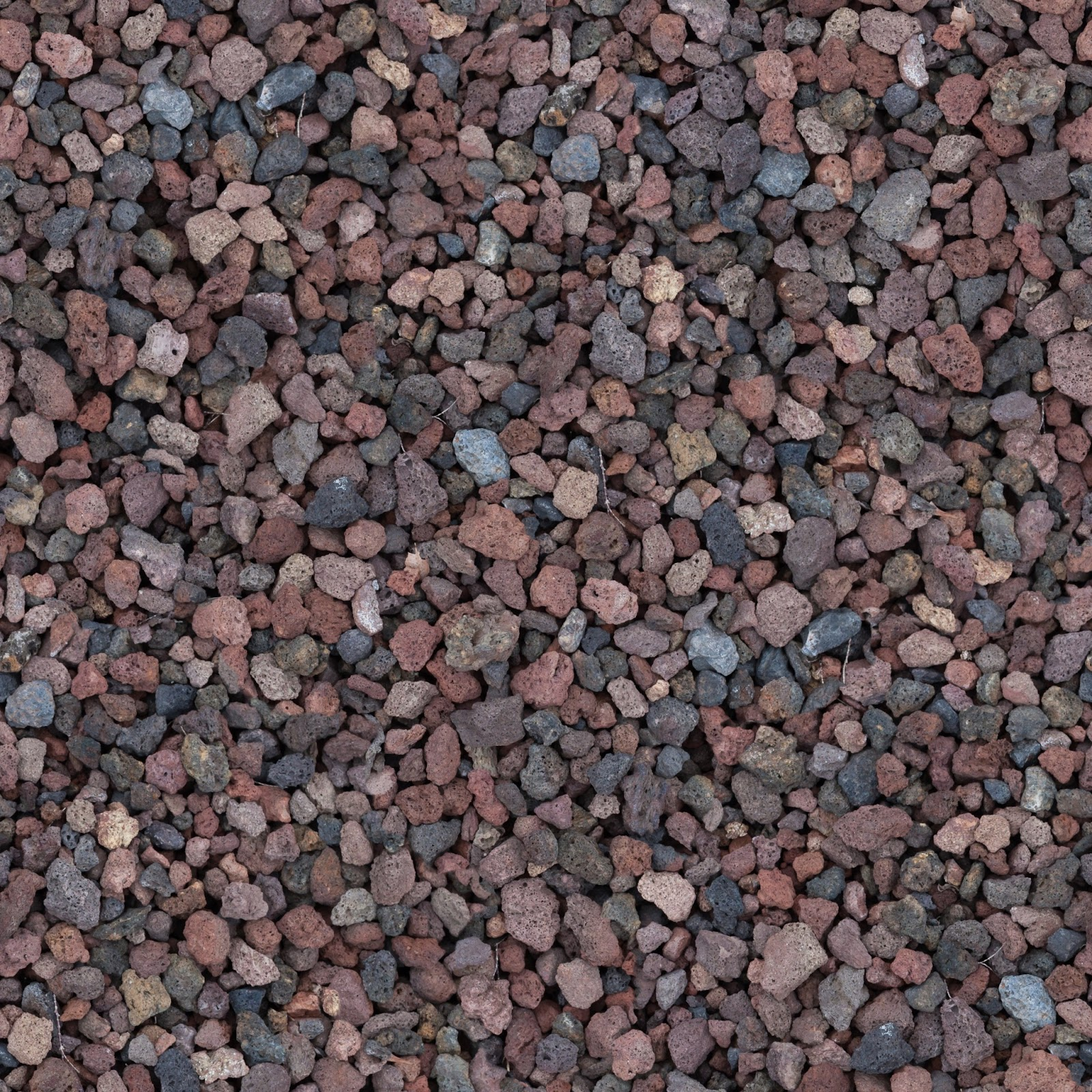 High Resolution Seamless Textures Small Coloured Stones
