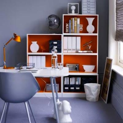 colour inside cabinet diy project